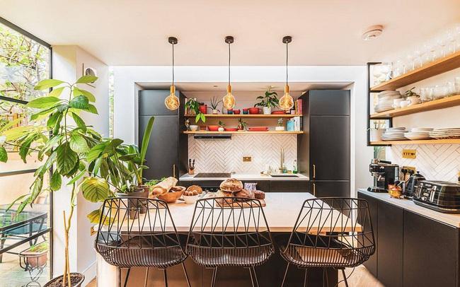 """8 phong cách """"xịn sò"""" cho những phòng bếp nhỏ: Mọi ngóc ngách được tận dụng triệt để, vừa đẹp vừa sang lại rất tiện"""