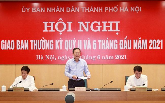 Kinh tế Hà Nội duy trì tăng trưởng trong 6 tháng đầu năm