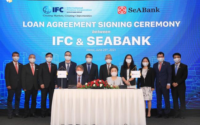 IFC cấp khoản vay 150 triệu USD cho SeABank