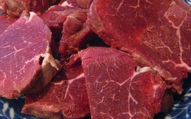 Xuất khẩu thịt trâu của Ấn Độ thấp nhất 9 năm do Việt Nam giảm mua
