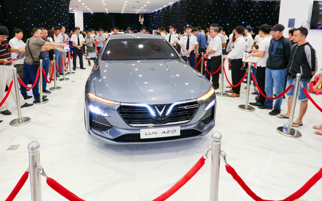 VinFast sắp bán ô tô tại Lào?
