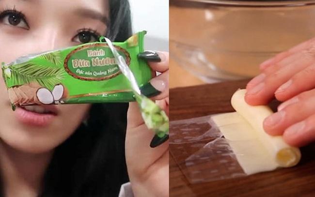 """4 sản phẩm Việt giá siêu rẻ mà """"gây bão"""" ở Hàn Quốc, có loại giá chỉ vài nghìn đồng"""