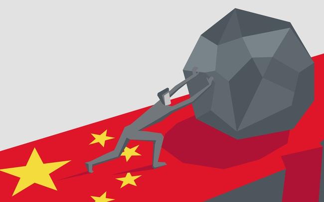 Những biểu đồ cho thấy núi nợ của Trung Quốc đang rất đáng ngại