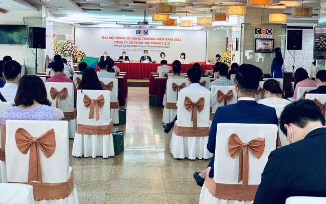 ĐHCĐ CEO Group: Mục tiêu lợi nhuận 80 tỷ, Dự án CEO Mê Linh đã xong thủ tục dự kiến mở bán sau 3 tháng nữa