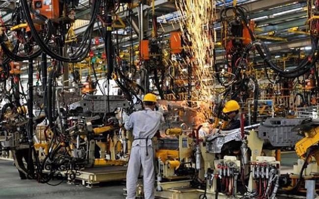 Chế biến chế tạo dẫn dắt tăng trưởng toàn ngành công nghiệp