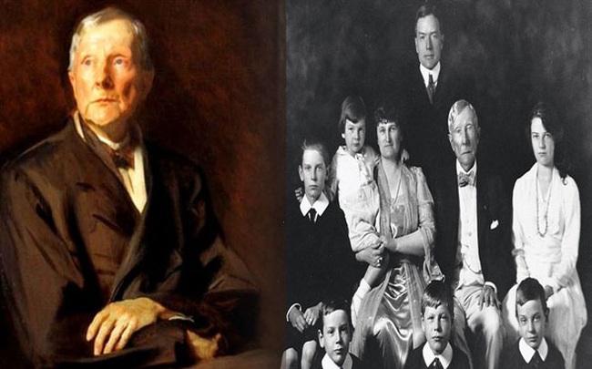 """Bí quyết duy trì """"hào môn bạc tỷ"""" của gia tộc đã 7 đời giàu bậc nhất thế giới: Từ chối kết giao với 2 loại người, giàu có chỉ là kết quả phụ của sự siêng năng"""
