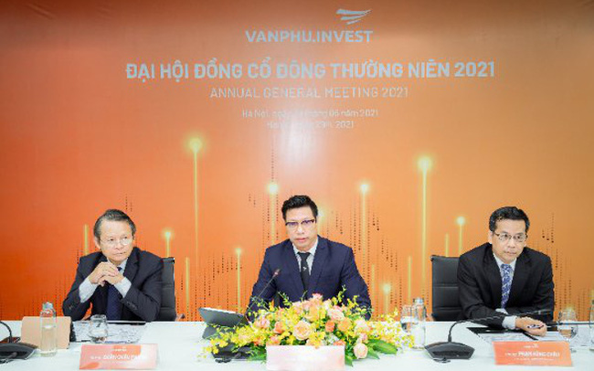 ĐHĐCĐ Văn Phú Invest: Tập trung bàn giao hơn 1.300 căn hộ vào quý 4/2021, đặt kế hoạch tăng trưởng doanh thu 43%