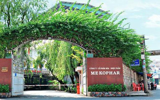 Dược phẩm Mekophar (MKP) chốt quyền trả cổ tức 10% bằng tiền và 10% bằng cổ phiếu