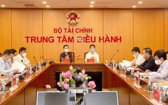"""Bộ trưởng Bộ Tài chính: Phải quyết liệt giải quyết nghẽn lệnh bởi """"ách tắc"""" là thiệt hại"""
