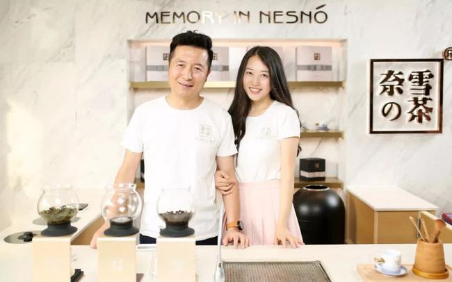 Cặp vợ chồng Trung Quốc trở thành tỷ phú nhờ bán trà sữa