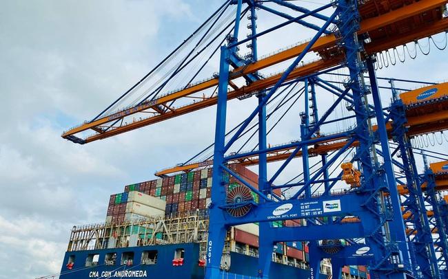 Gemadept (GMD): Lợi nhuận 6 tháng ước tăng 38% lên 388 tỷ đồng, cảng nước sâu Gemalink dự hoạt động hết công suất ngay trong quý 3/2021