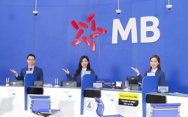 Vốn điều lệ của MB chuẩn bị vượt Vietcombank, Agribank, Techcombank