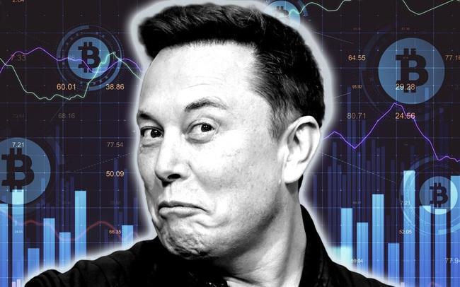 Elon Musk thông báo chia tay Bitcoin, nhà đầu tư tiền số lại 'toát mồ hôi hột'