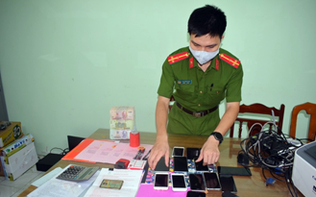Bắt băng nhóm tín dụng đen, tổ chức cá độ hơn 500 tỷ đồng ở Hưng Yên
