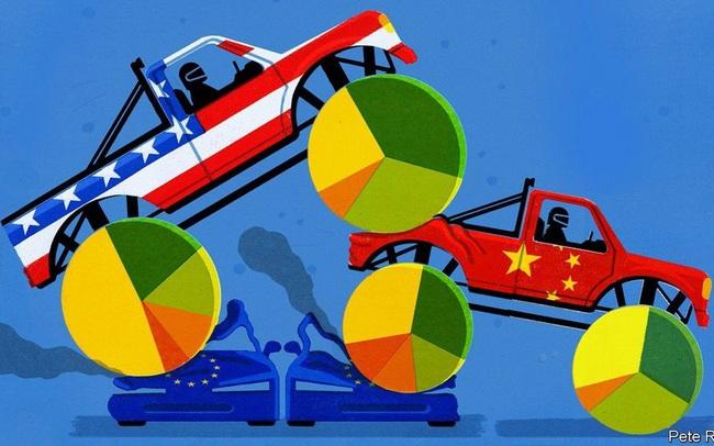 Điều bất ngờ sau 20 năm và bí quyết giúp các doanh nghiệp Mỹ và Trung Quốc áp đảo phần còn lại của thế giới