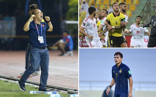 """Vòng loại World Cup: Hàng loạt đội tuyển """"giương cờ trắng"""", Đông Nam Á chỉ còn Việt Nam sáng cửa"""