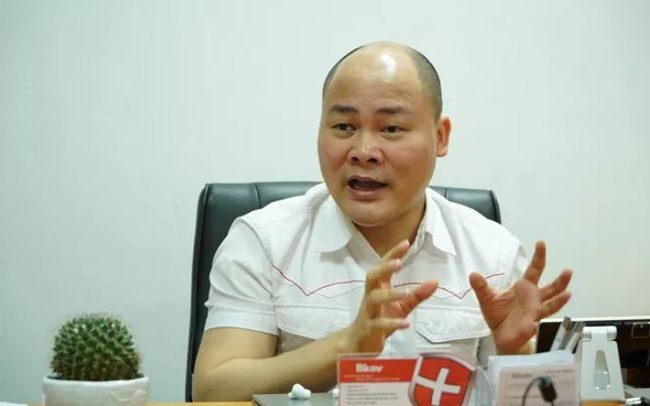 CEO Nguyễn Tử Quảng: Vài ngày tới sẽ có kết quả của thiết bị xét nghiệm Covid-19 dùng nước muối sinh lý, có thể thay đổi cả chiến lược trên thế giới về phòng chống dịch