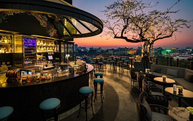 Mê mẩn ngắm 4 khách sạn trong khu phố cổ Hà Nội được hàng triệu du khách bình chọn là nơi có tầng thượng đẹp nhất thế giới