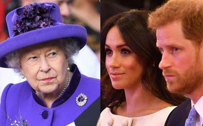 Nữ hoàng Anh nhận xét ngắn gọn về cuộc tấn công liên hoàn của vợ chồng Harry đủ khiến cặp đôi phải câm nín