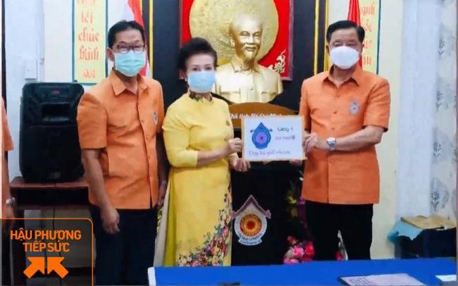 Kiều bào Việt Nam ở nước ngoài chung tay kêu gọi ủng hộ Quỹ vaccine phòng COVID-19: Tình yêu cho quê hương vẫn luôn đong đầy