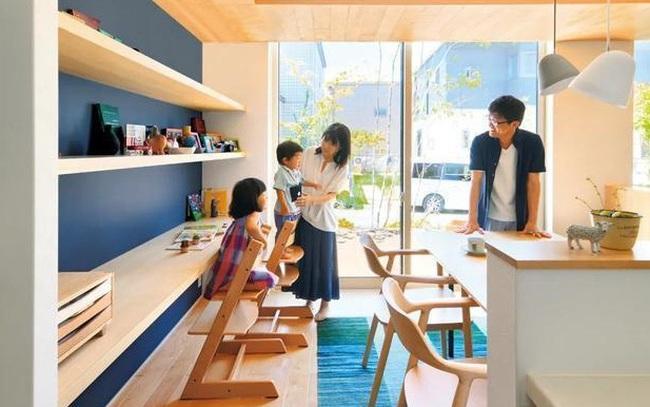 """Nhà người Nhật có trẻ nhỏ nhưng vẫn sạch và ngăn nắp như nhà mẫu, tất cả nhờ 3 bí quyết """"vàng"""""""