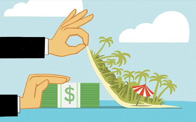 """Đây là cách thuế doanh nghiệp tối thiểu toàn cầu tàn phá các """"thiên đường thuế"""""""