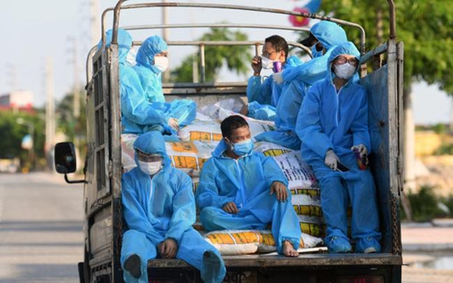 Nóng: Người bán rau ở Hà Nội dương tính SARS-CoV-2, chưa rõ nguồn lây