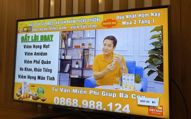 Bộ VH-TT&DL: Chấn chỉnh nghệ sĩ quảng cáo sai sự thật