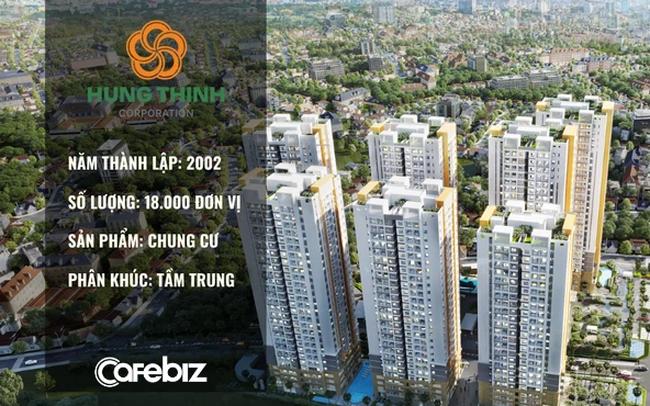Hưng Thịnh Corp: Từ văn phòng môi giới việc làm chuyển sang môi giới địa ốc, thành tập đoàn lớn mạnh nhờ thâu tóm và hồi sinh các dự án 'đắp chiếu'