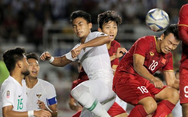 Đội tuyển Việt Nam sẽ tụt hạng không phanh nếu thua Indonesia