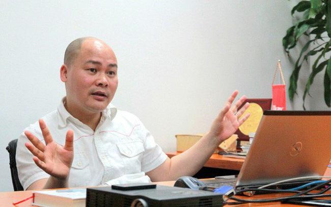 CEO BKAV Nguyễn Tử Quảng sẽ là kiến trúc sư trưởng Trung tâm công nghệ phòng, chống dịch Covid-19 Quốc gia
