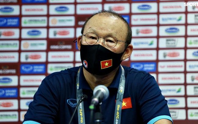 HLV Park Hang-seo yêu cầu học trò không đắm chìm trong chiến thắng, hướng đến 3 điểm tiếp theo