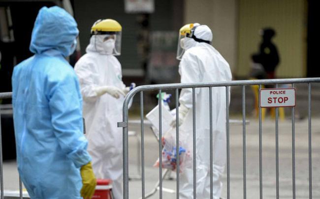 Hà Nội: Thêm một người bán rau dương tính SARS-CoV-2