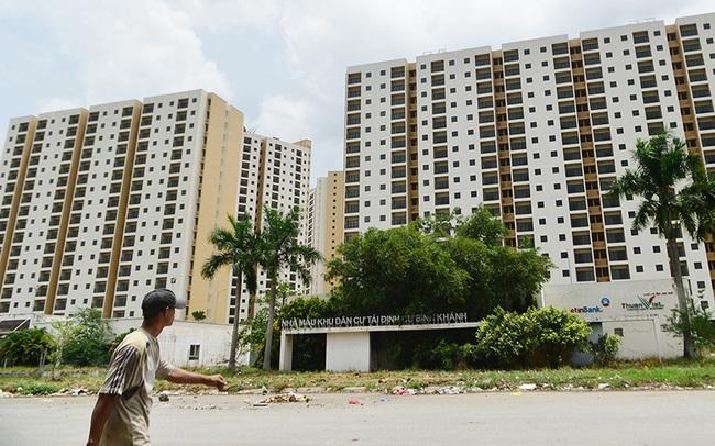 Tình hình phân bổ căn hộ và nền đất tái định cư tại Tp.HCM
