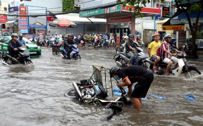 TP. HCM sắp thu phí thoát nước từ năm 2022