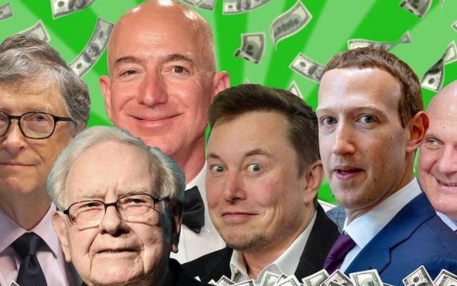 Tiết lộ thuế thu nhập của Warren Buffett, Jeff Bezos và nhiều tỷ phú giàu nhất thế giới