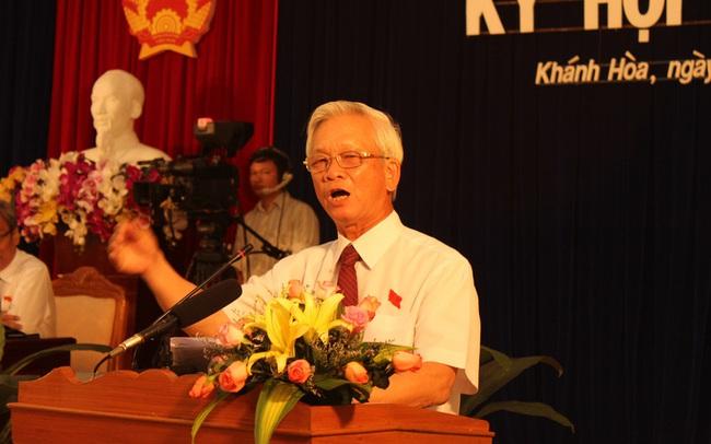 Nguyên Chủ tịch Khánh Hòa Nguyễn Chiến Thắng tiếp tục bị khởi tố