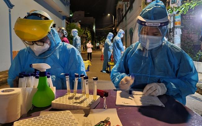 TP.HCM phát hiện chuỗi lây nhiễm liên quan chung cư Ehome 3 quận Bình Tân