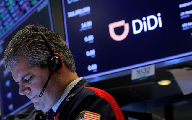 """Có lúc tăng gần 30% nhưng chốt phiên chỉ tăng 1%, cổ phiếu Didi """"xát muối vào lòng các nhà đầu tư"""""""