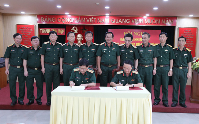Bổ nhiệm Chánh Thanh tra Bộ Quốc phòng