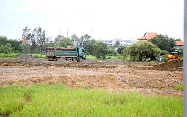 Bà Rịa Vũng Tàu kiểm tra việc xây dựng, rao bán đất nông nghiệp phân lô