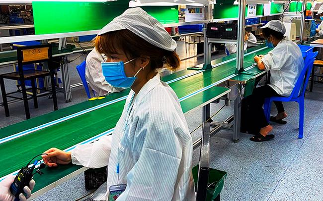 Hơn 76.000 công nhân Bắc Giang đi làm trở lại, các công ty sản xuất cho Apple, Samsung khôi phục sản xuất