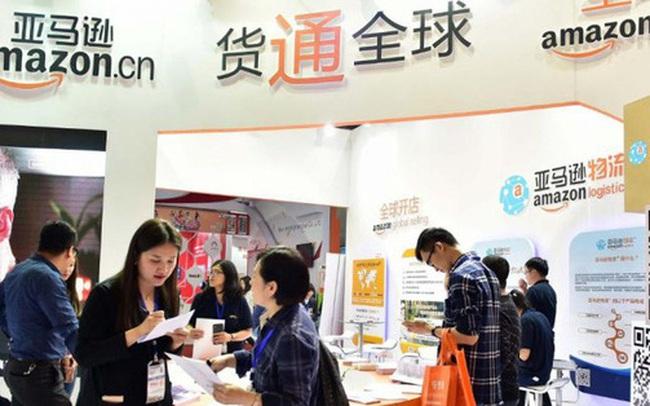 """Amazon phá tan """"chiêu trò gian lận"""" ở các cửa hàng Trung Quốc: Cú sốc lớn cho tham vọng """"Mỹ tiến"""" của Bắc Kinh"""