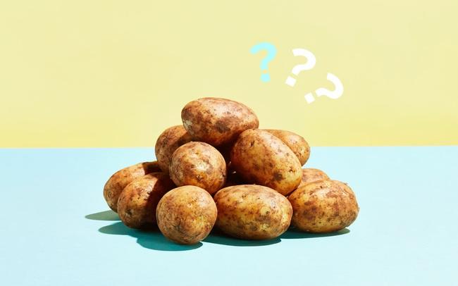 Khoai tây là loại thực phẩm tuyệt vời đối với sức khỏe nếu bạn biết cách chế biến và ăn như thế này