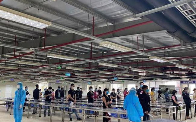 Hơn 260 doanh nghiệp tại Bắc Giang đã hoạt động trở lại
