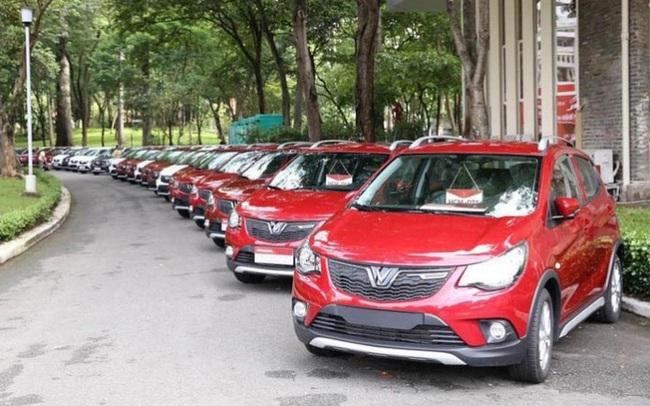 Doanh số VinFast tăng vọt trong tháng 6, Fadil bán hơn 2.500 xe