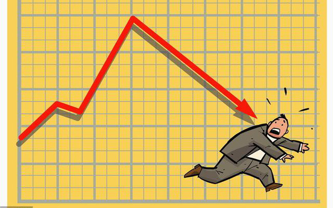 Cầu bắt đáy tăng mạnh cuối phiên, Vn-Index vẫn giảm hơn 50 điểm, chênh lệch phái sinh 100 điểm