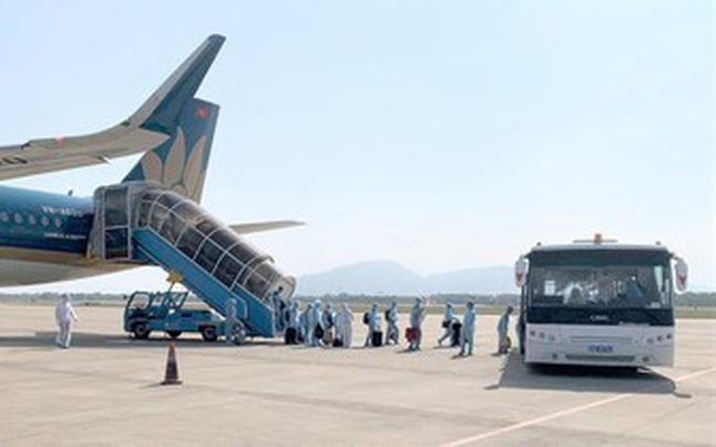 Cảnh báo chiêu lừa bán vé máy bay đưa công dân Việt Nam về nước