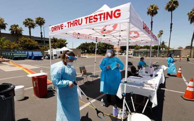 Mỹ ghi nhận hơn 20.000 ca nhiễm Covid-19 mới 4 ngày liên tiếp, nguy cơ bùng dịch trở lại