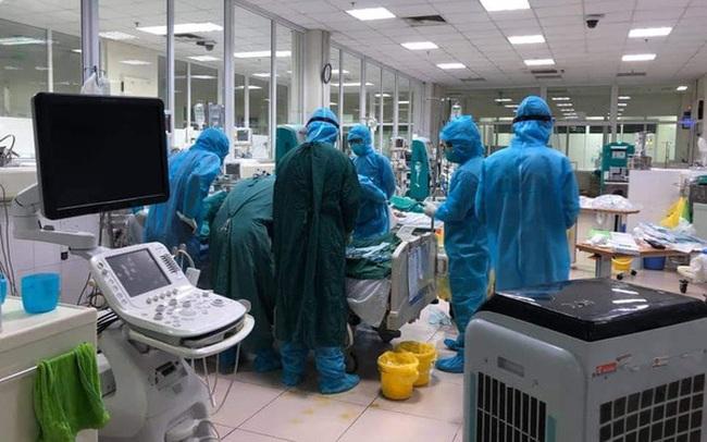 Thêm 5 ca tử vong do COVID-19 ở TP.HCM, Đồng Nai và Bắc Giang